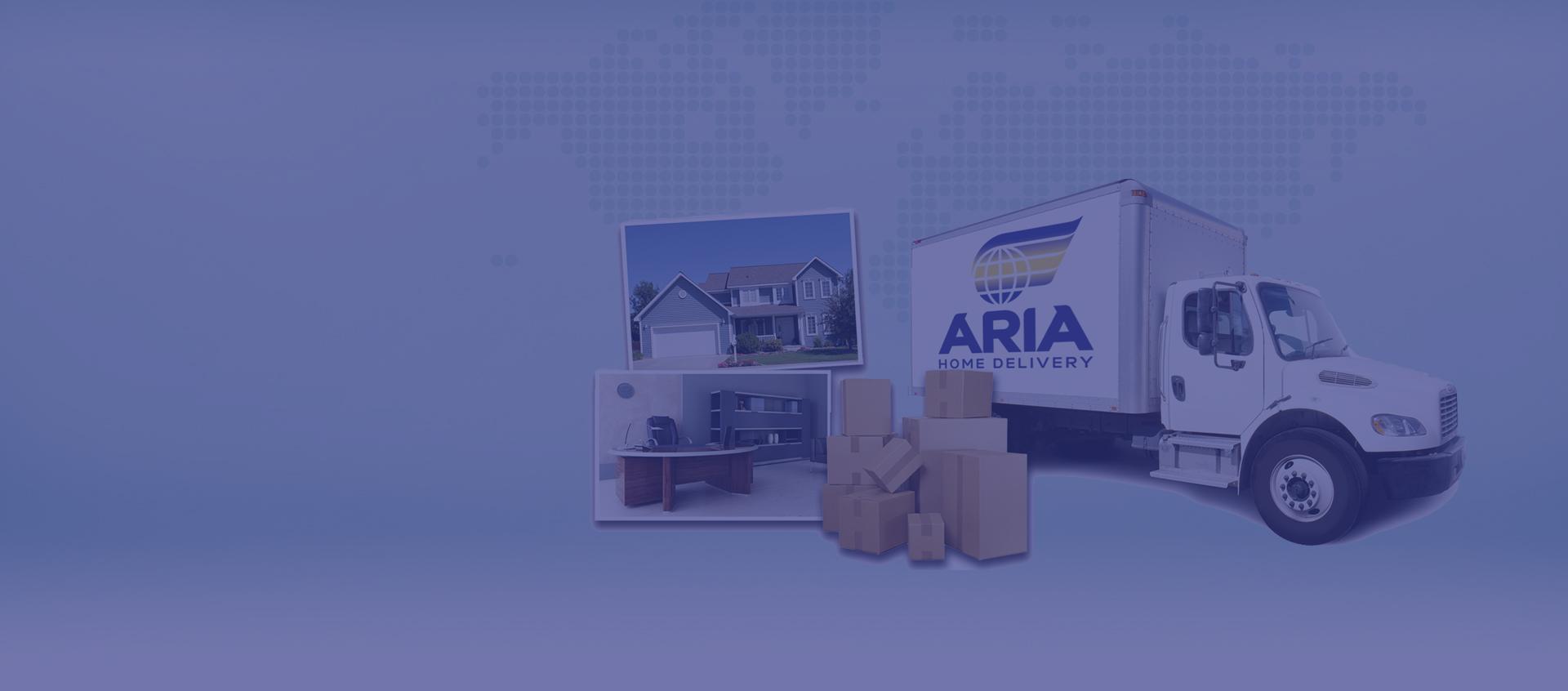 Last Mile Delivery - Aria Logistics